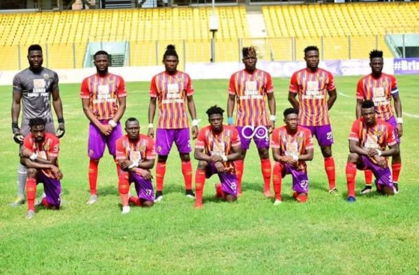 MTN FA Cup: Hearts, Kotoko secure round of 16 berth