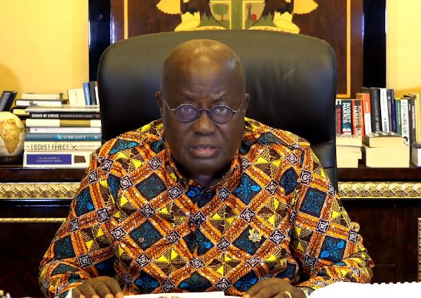 December 17 referendum aborted – Akufo-Addo