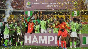 AWCON The Super Falcons Of Nigeria