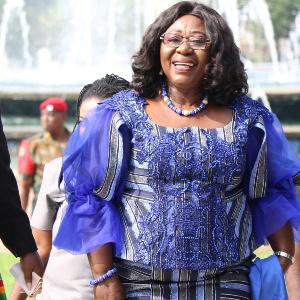 Akosua Frema Opare, Chief of Staff
