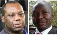 Ras Mubabrak has accused  Dr Matthew Opoku Prempeh of misusing state funds