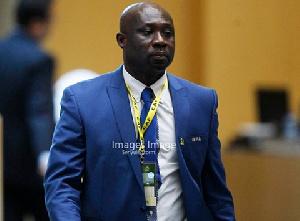 Former GFA Vice President, George Afriyie