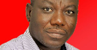 MP for Bolgatanga central constituency Isaac Adongo