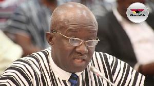 Kofi Adda is Aviation Minister