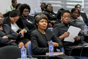 Justice Mariama Owusu Vetting
