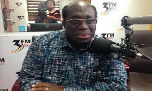 Dr. Richard Anane. FMP