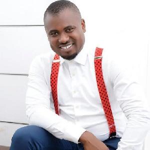 Radio and TV personality, Abeiku Aggrey Santana