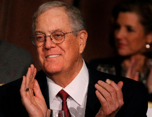 The death of billionaire and politician David Koch, was confirmed  on Friday by his brother