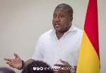 NPP National Youth Organizer, Henry Nana Boakye