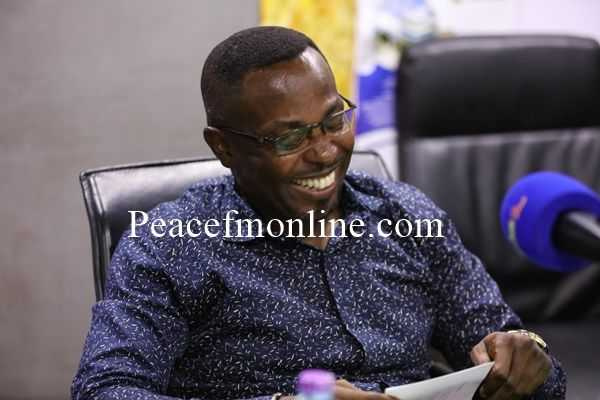Kwamena Duncan teases NDC after Prof Ahwoi's 'bombshell' book