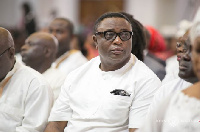 Elvis Afriyie Ankrah, Director of Elections of the National Democratic Congress