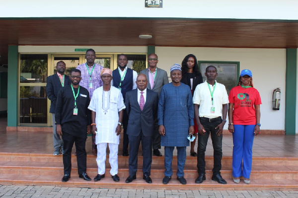 Nigerian High Commission in Ghana pledges support to Nigerian journalists