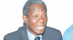 Kwame Pianim, economist
