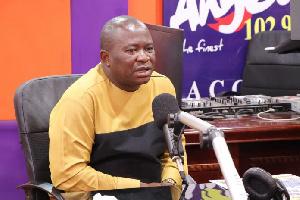 Alexander Akwasi Acquah, MP, Akyem Oda