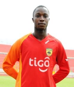 Asante Kotoko goalkeeper Isaac Amoako