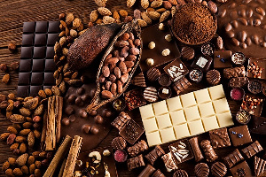 The chocolate belonged to an English aristocrat who fought in the Second Boer War