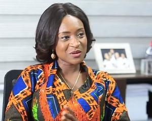 Abena Osei-Asare, Deputy Minister of Finance