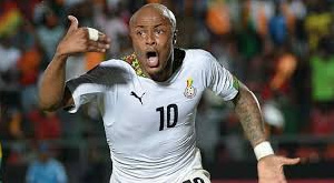 Dede Ayew Andre