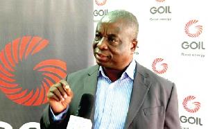Mr. Patrick Kwame Akpe Akorli, GOIL Group Chief Executive