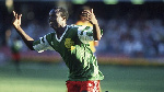 Cameroon football legend Roger Milla