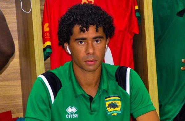 Ghana Premier League has many good players - Kotoko's Fabio Gama
