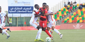 Kumasi Asante Kotoko played FC Nouadhibou in the CAF Champions League