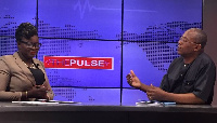 Ben Dotse Malor on JoyNews programme 'THE PULSE'
