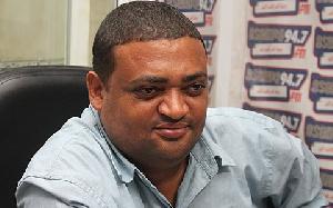 Joseph Yamin,former Deputy Ashanti Regional minister