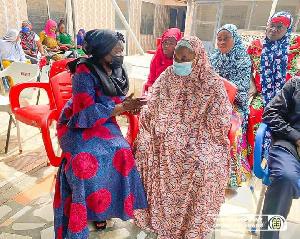 NDC Donates GHC 10,000  To The Family Of Late Ishamel Mensah