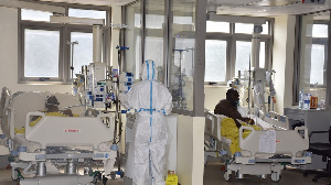 Coronavirus Patient Hospital