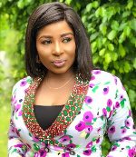 If you are not my age, you'll never get there - Gloria Sarfo curses troll