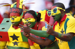 The Black Stars are four times champions of the competition