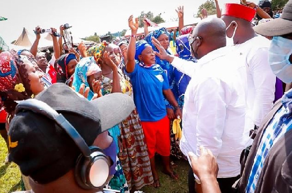 Kwapong: Akufo-Addo\'s free SHS inspires 100 NDC women to ditch party for NPP