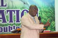 Bishop Nii Appiakai Tackie-Yarboi, Presiding Bishop of Victory Bible Church International
