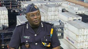 Emmanuel Ohene, Assistant Commissioner of Customs