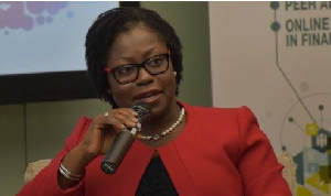 Elsie Addo Awadzi, Second Deputy Governor of the Bank of Ghana