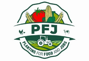 PFJ Planting For Food And Jobs