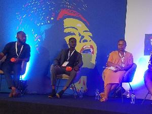 Apprise Music founder, Sarkodie, Samini, Efya, et al speak at ACCES 2019