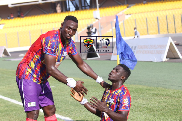 Hearts of Oak vs Wydad: Player ratings as Phobians secure crucial win