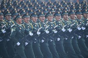 China Breaks Silence On Military Presence