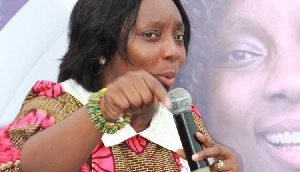 Marriage Counselor, Rev. Charlotte Oduro