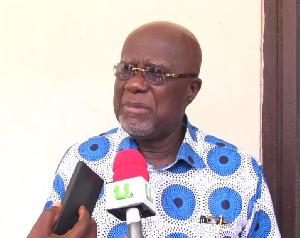 Hackman Owusu-Agyemang, a leading member of the NPP
