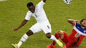 Essien made 58 appearances for the Black Stars of Ghana, scoring nine goals in the process