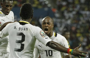 No bad blood between Gyan and his assistant