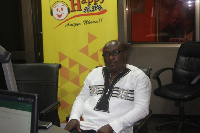 Deputy Communications Director of the NDC, Kwaku Boahen made this known on Happy FM
