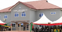 The police head office constructed by Bekwai MP, Joseph Osei Owusu