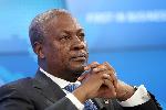 'I moved Ghana's economy from $41.6b to $54.5b in 4 years' – Mahama