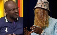 Kennedy Agyapong and Anas Aremeyaw Anas