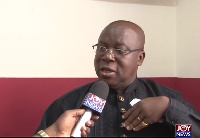 Joseph Nii Ade Coker is the Greater Accra Chairman of the National Democratic Congress