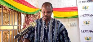 Albert Kassim Diwura GEPA 7